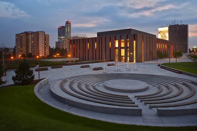 NOSPR Katowice, fot. Bartłomiej Barczyk/Wikimedia Commons, lic: CC-BY-SA-2.5