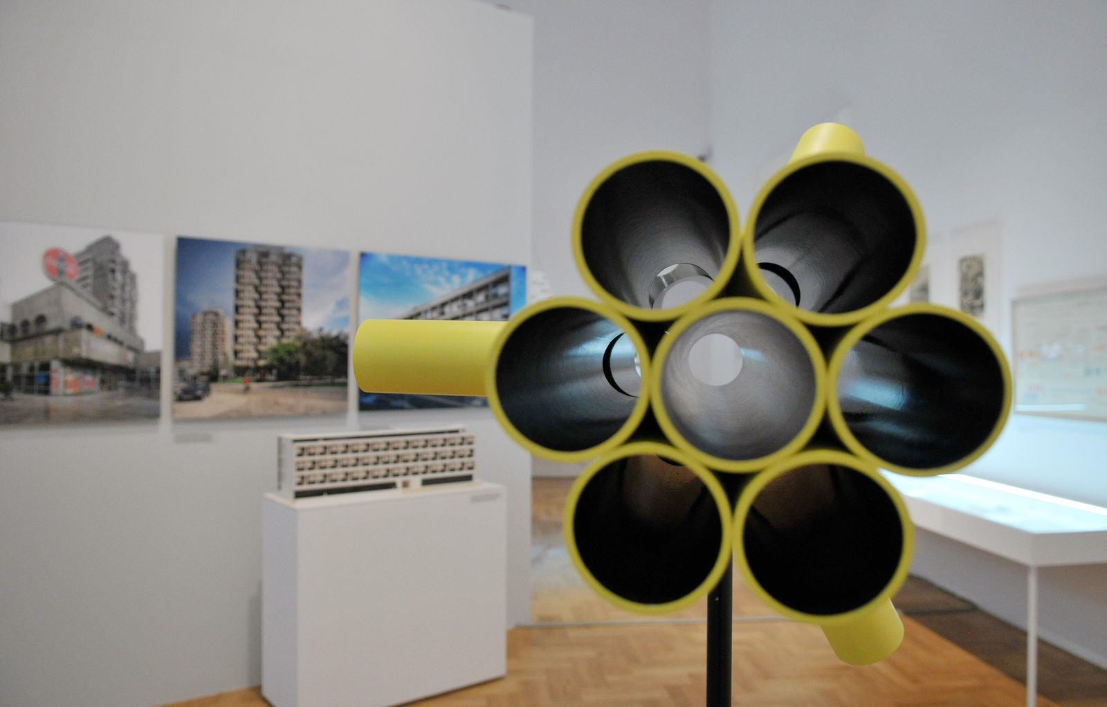 widok ekspozycji, Zachęta – Narodowa Galeria Sztuki, Warszawa 2015, fot. Marek Krzyżanek