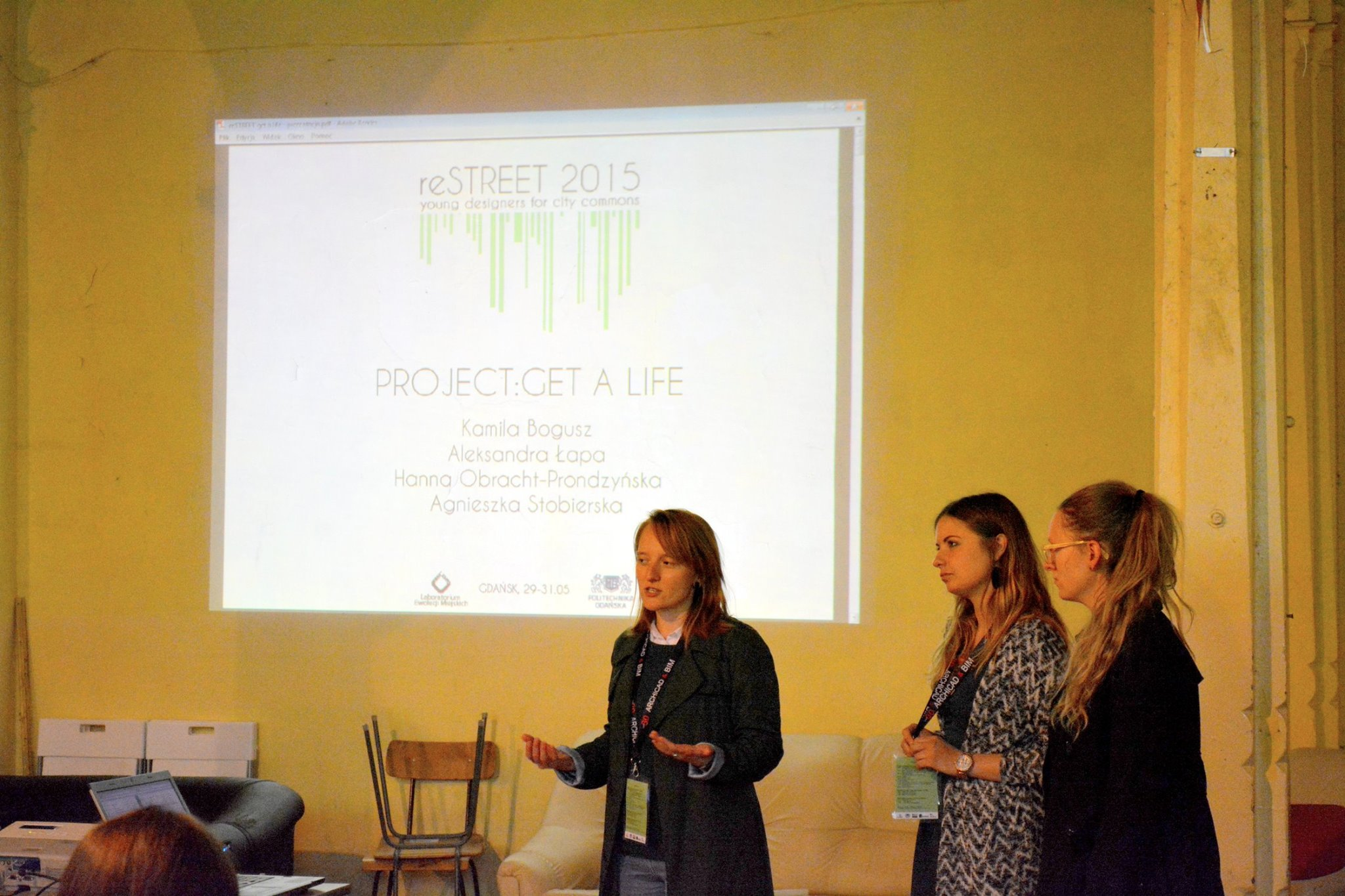 BLOK 3_prezentacje projektów_fot Agata Hinca