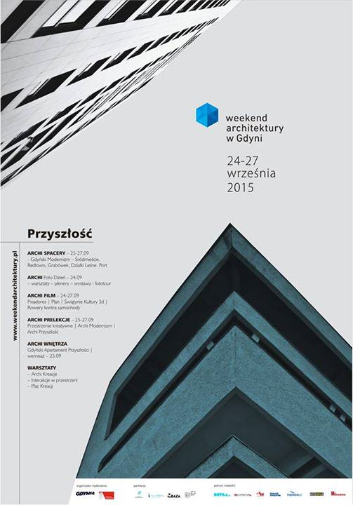 Weekend Architektury Gdynia 2015