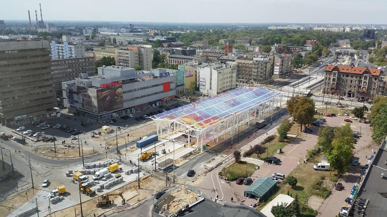 Przystanek Piotrkowska Centrum