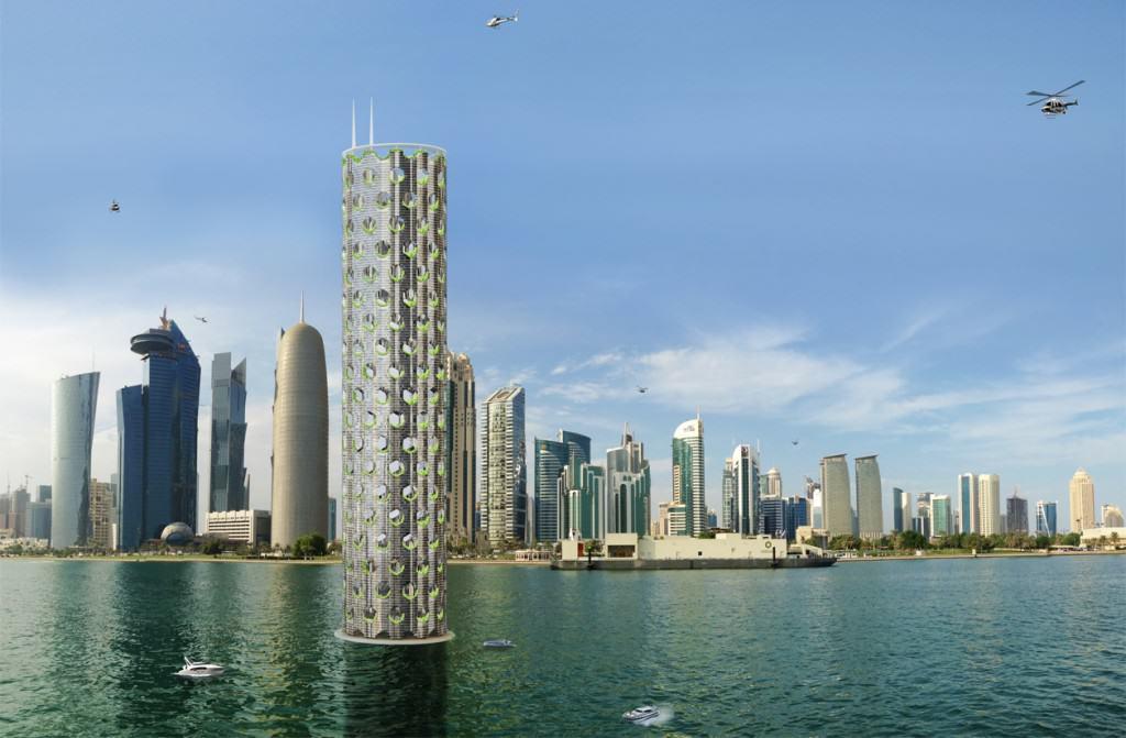 Vertical City, źródło lucacurci.com