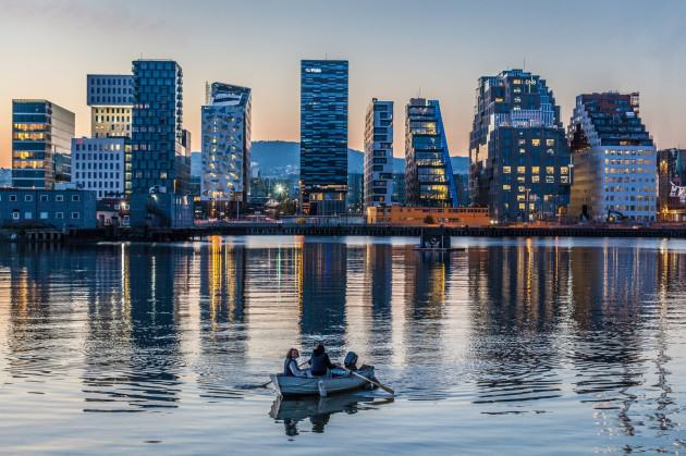 źródło: Oslo Metropolitan Area; fot. Tomasz Majewski