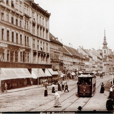 Mariahilferstrasse 1908