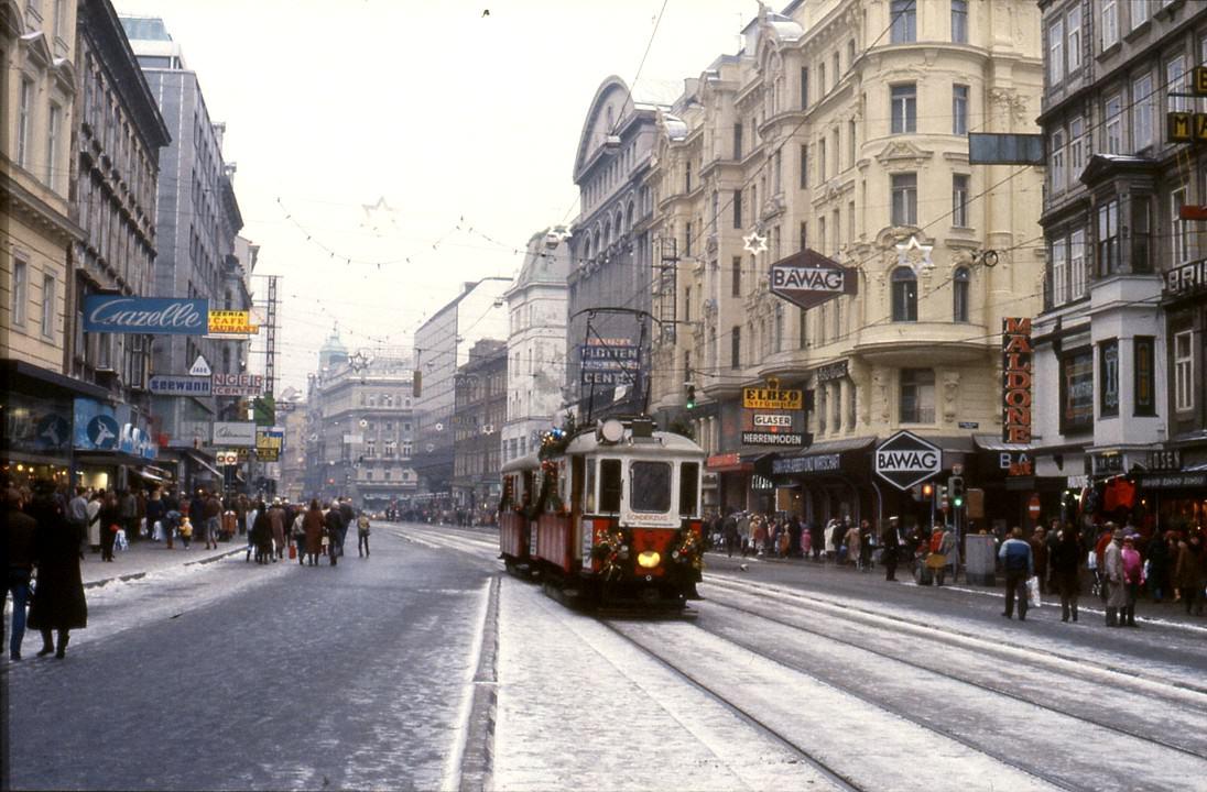 Mariahilferstrasse 1983 fot TARS631 tramwayforum at