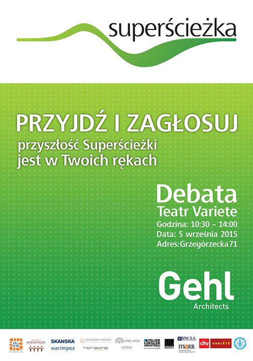Superscieżka - debata