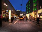 Woonerf w Berlinie/  źródło: materały prasowe
