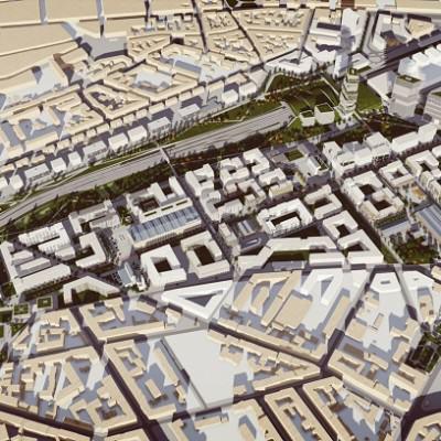 Wolne Tory Poznan Mycielski Architecture&Urbanism 2