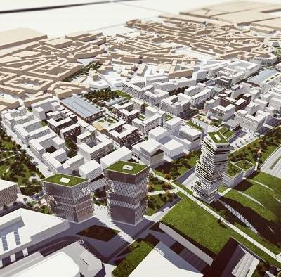 Wolne Tory Poznan Mycielski Architecture&Urbanism