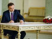 Prezydent Andrzej Duda / fot. prezydent.pl