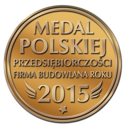 FIRMA BUDOWLANA Roku 2015