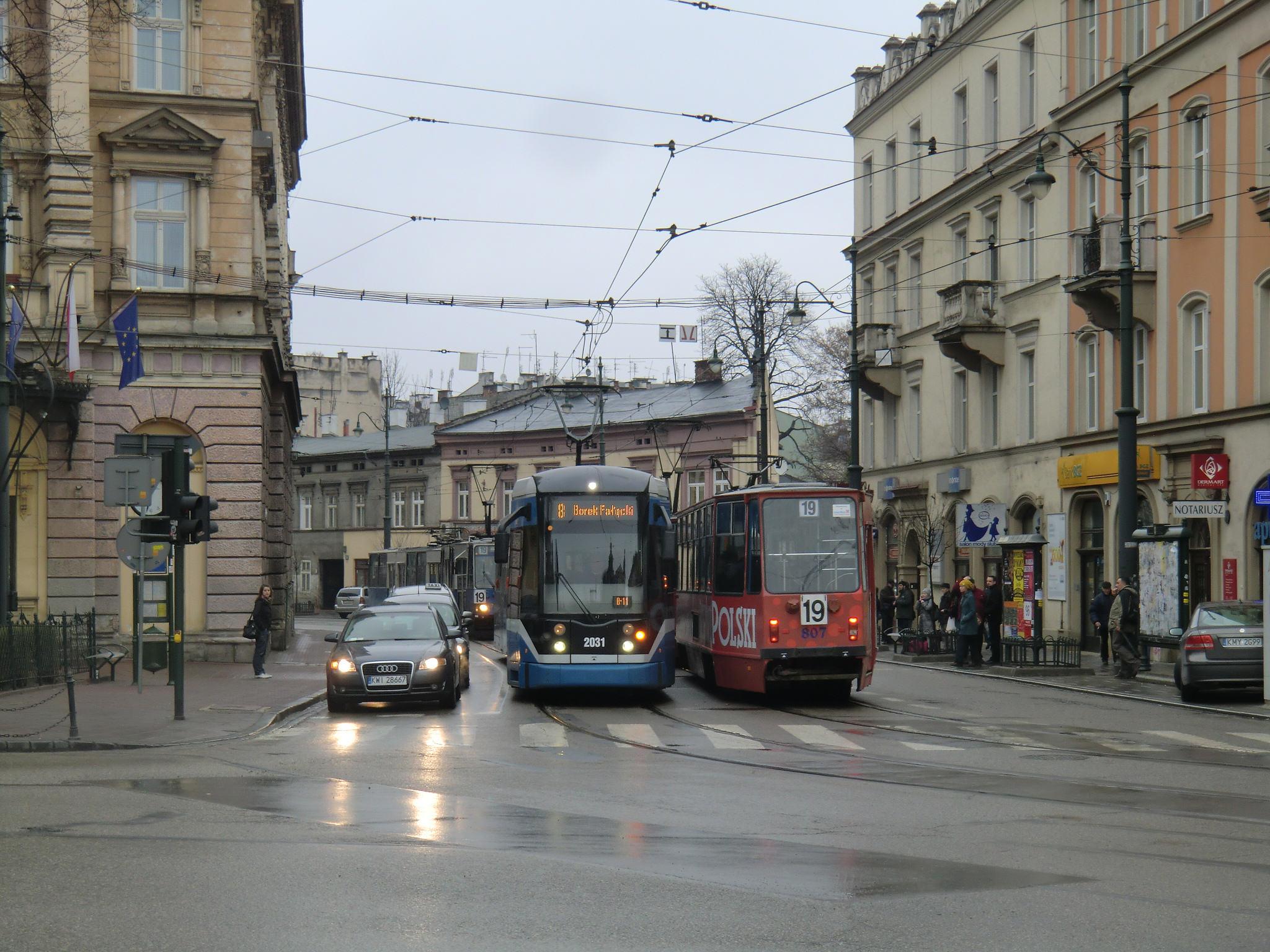 Tramwaje_Krakow_ Sivi Steys
