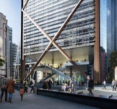 Undershaft-ground