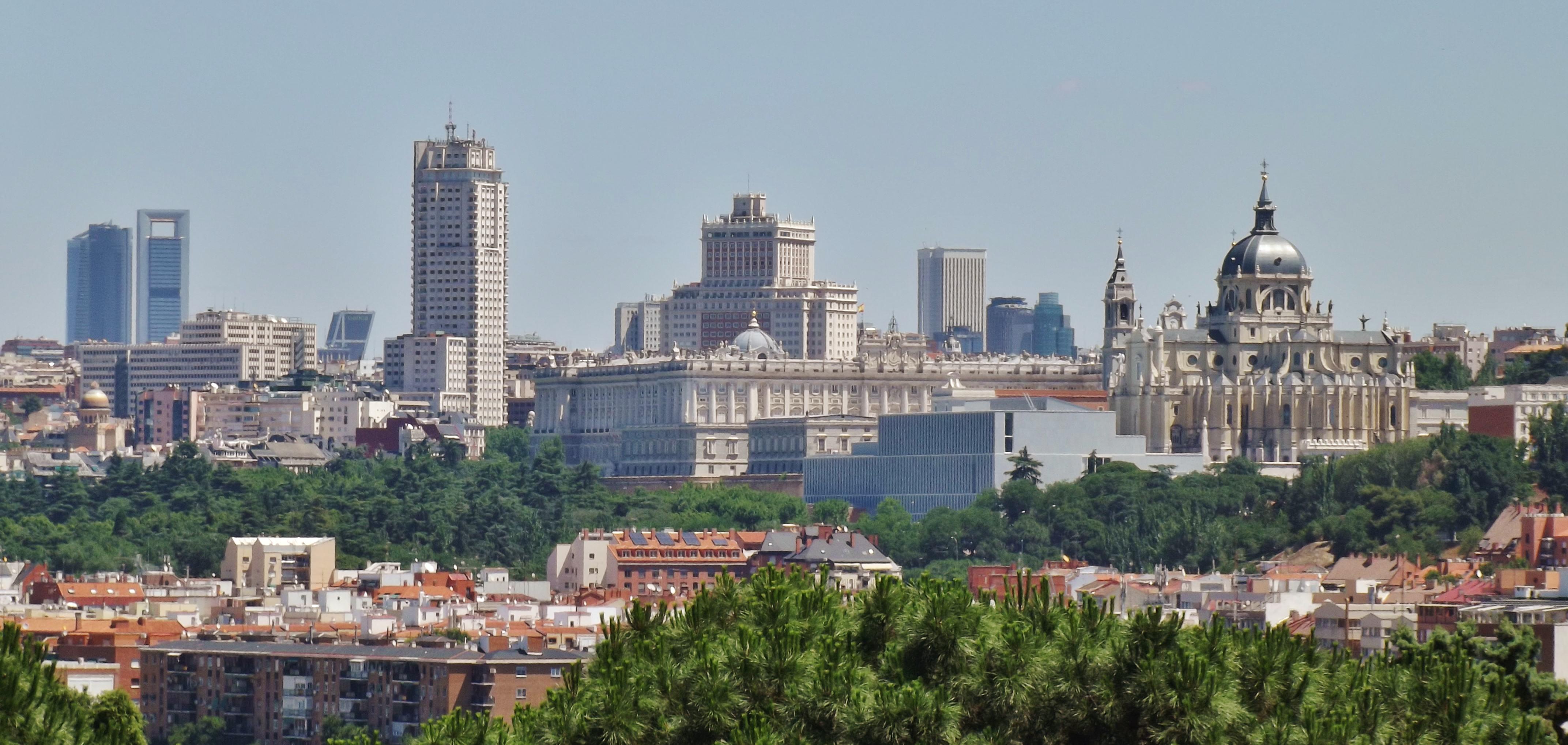 Madrid Madryt