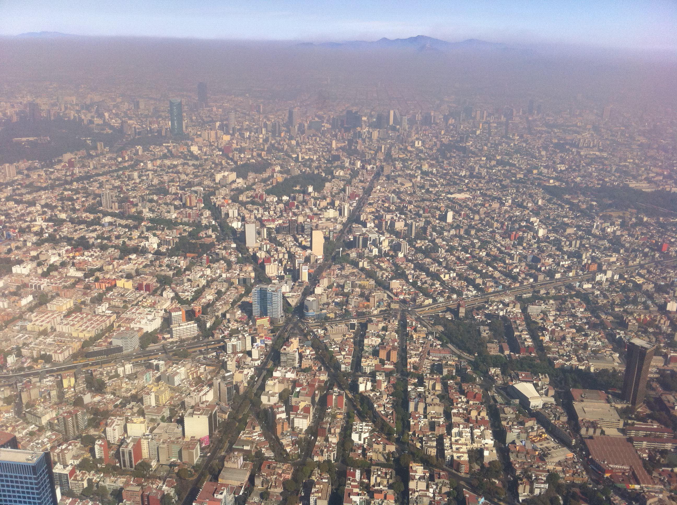 Mexico City Meksyk