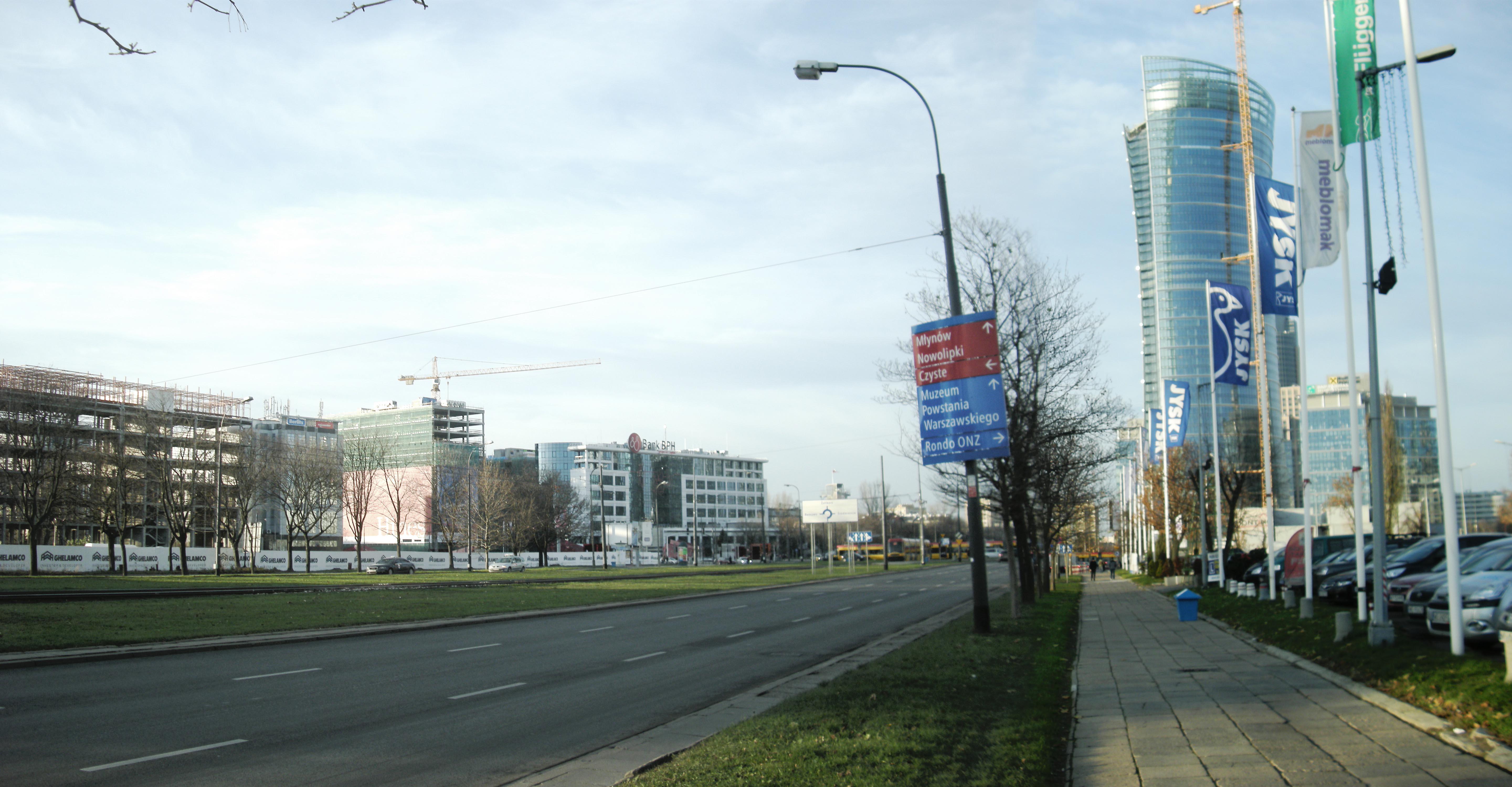 WIZ_1_ulica_Towarowa_dzis