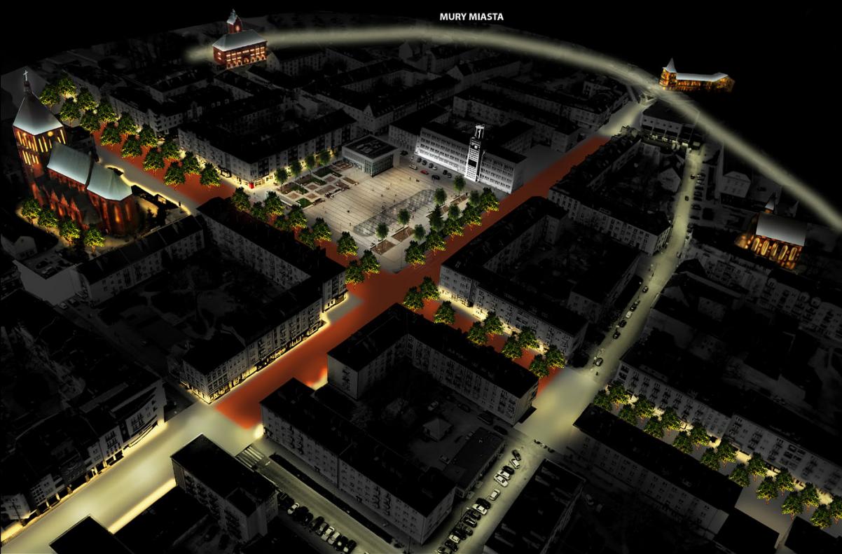 wizualizacja: ToProjekt | zrodlo: UM Koszalin