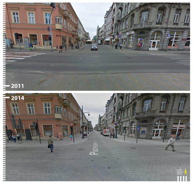 1021 PL Lódz, Piotrkowska
