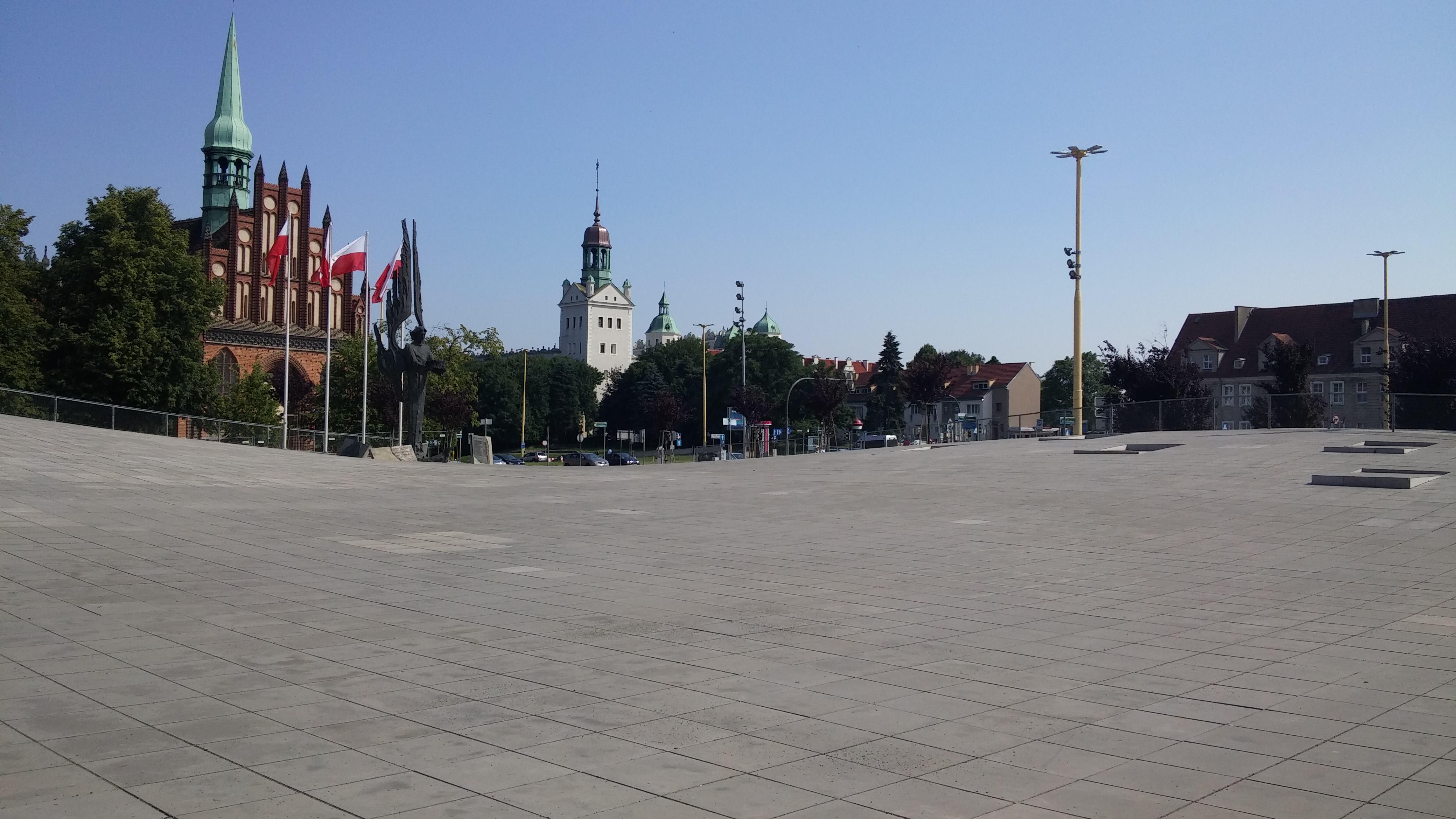 """Centrum Dialogu """"Przełomy"""" w Szczecinie; fot. Wojciech Wojtowicz"""