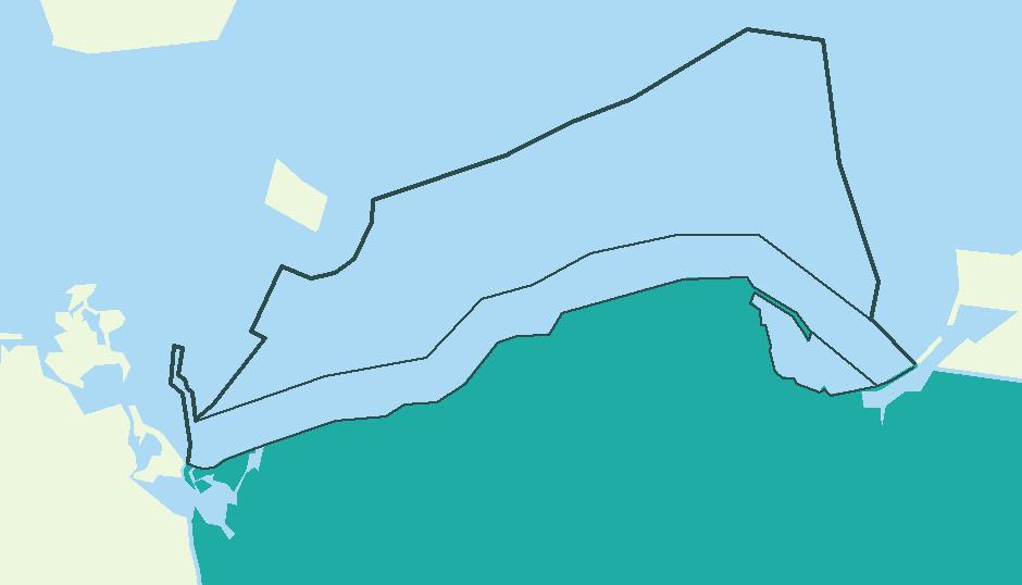 Morskie plain