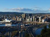 Panorama Oslo | fot. Helge Høifødt | źródło: Wikimedia Commons | lic. CC BY-SA 3.0