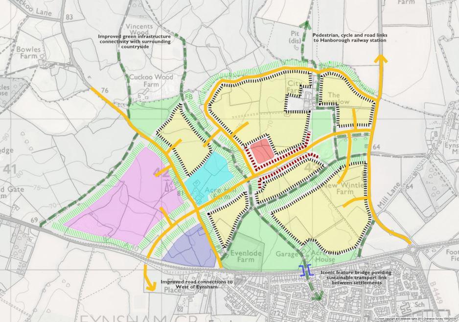 Oxfordshire new city