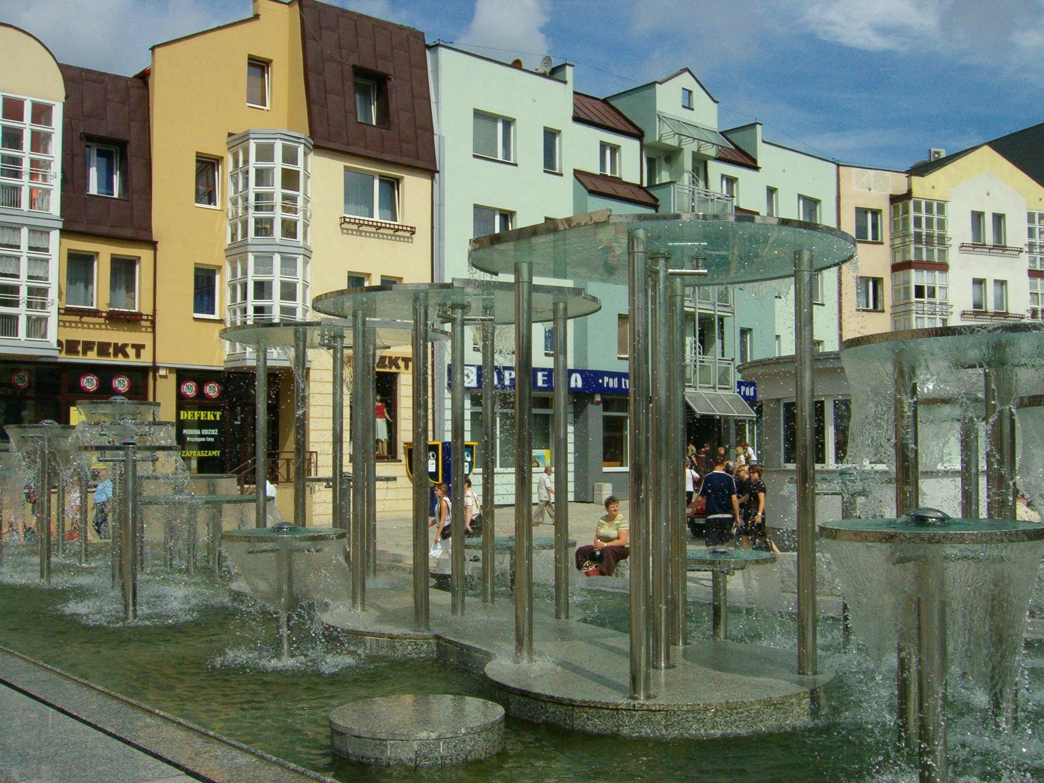 Rybnik,_Plac_Wolności_(fontanna)