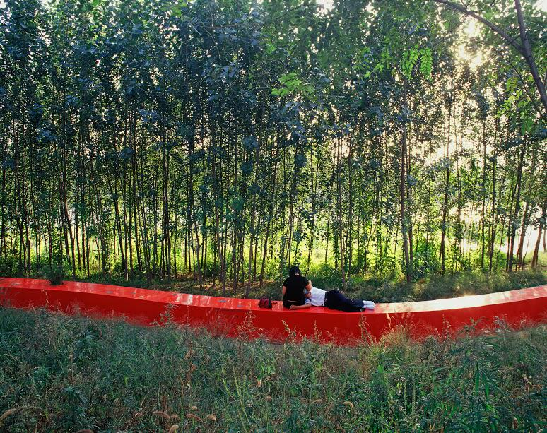 Qinhuangdao Red Ribbon Park – Turenscape