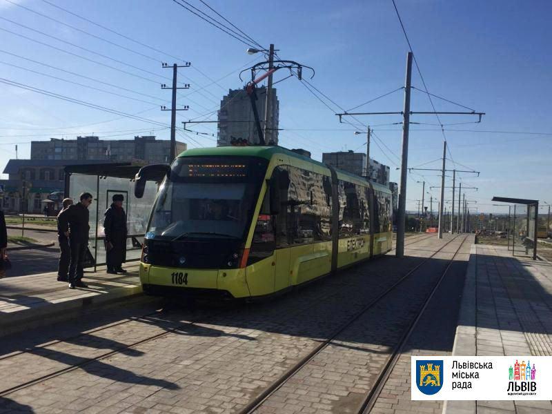 Lwow tramwaj