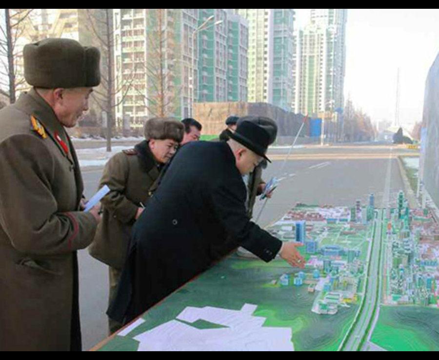 Ryomyong-street North Korea State Media