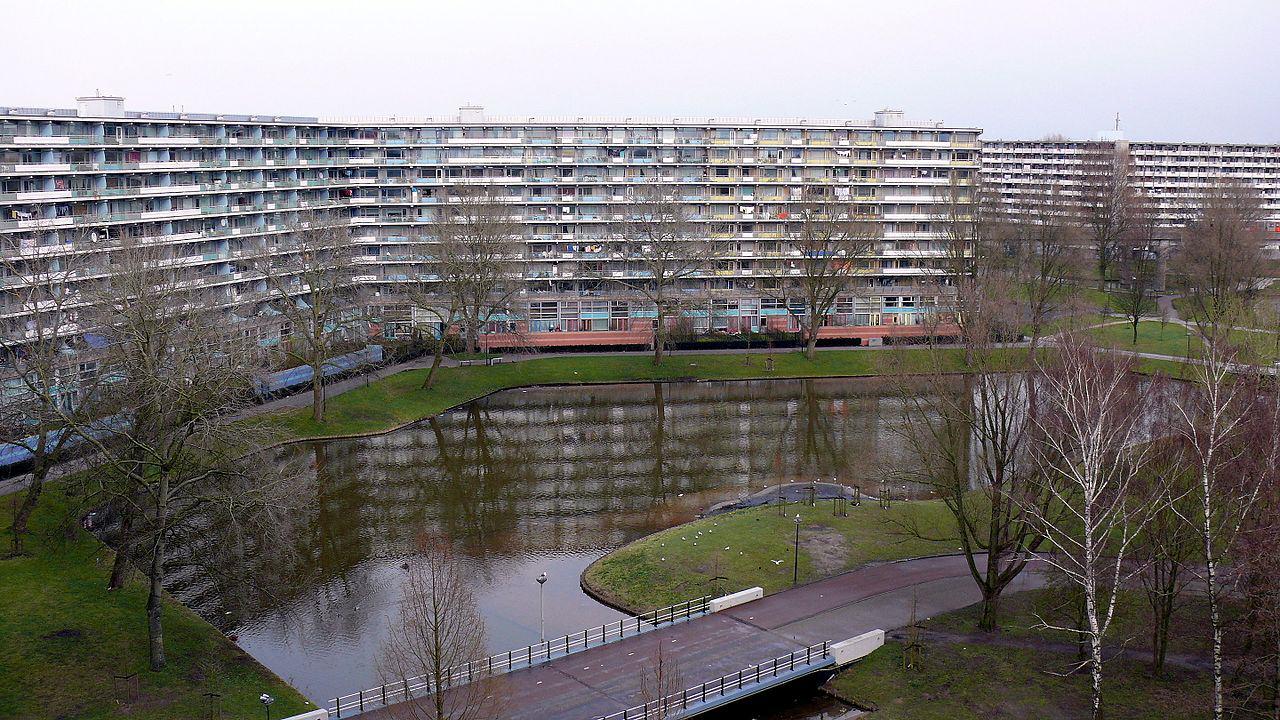 Gooiord Bijlmermeer