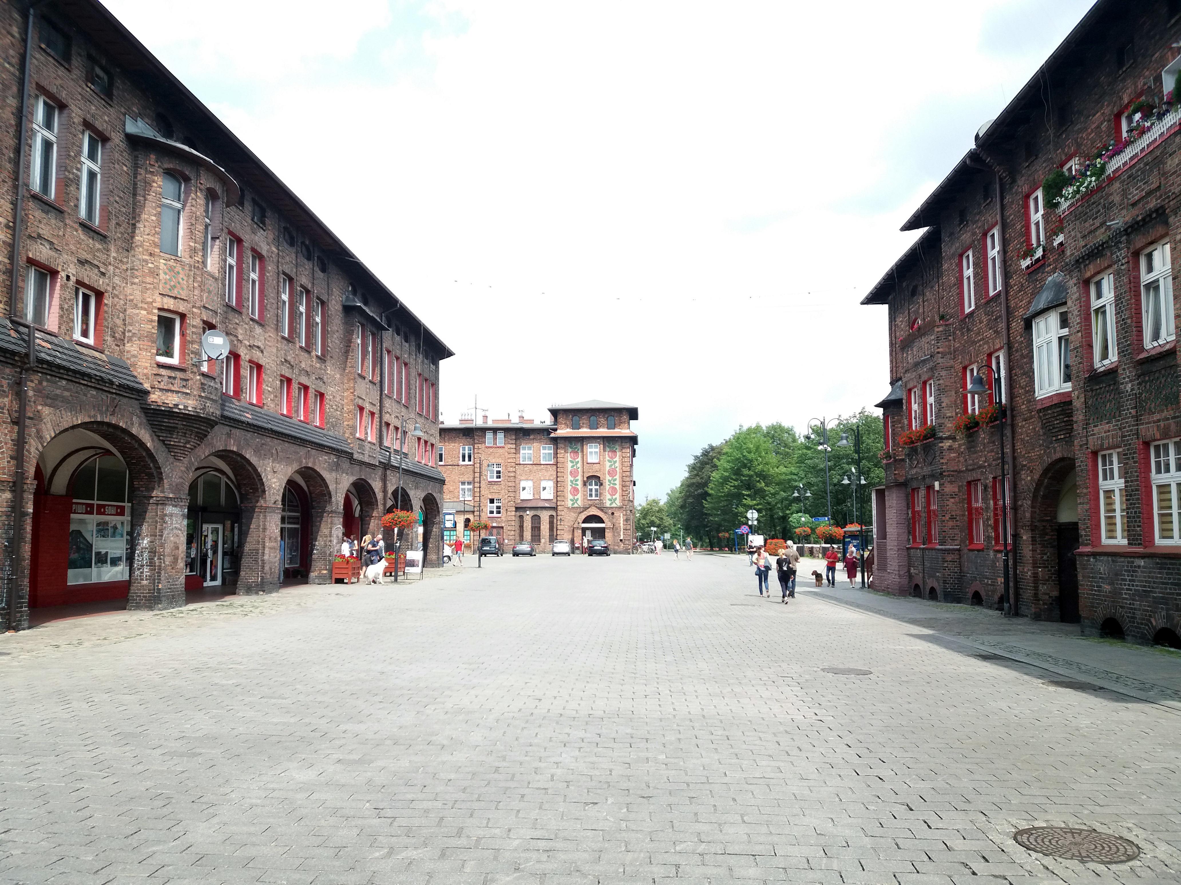 Nikiszowiec Rynek  | fot. WW