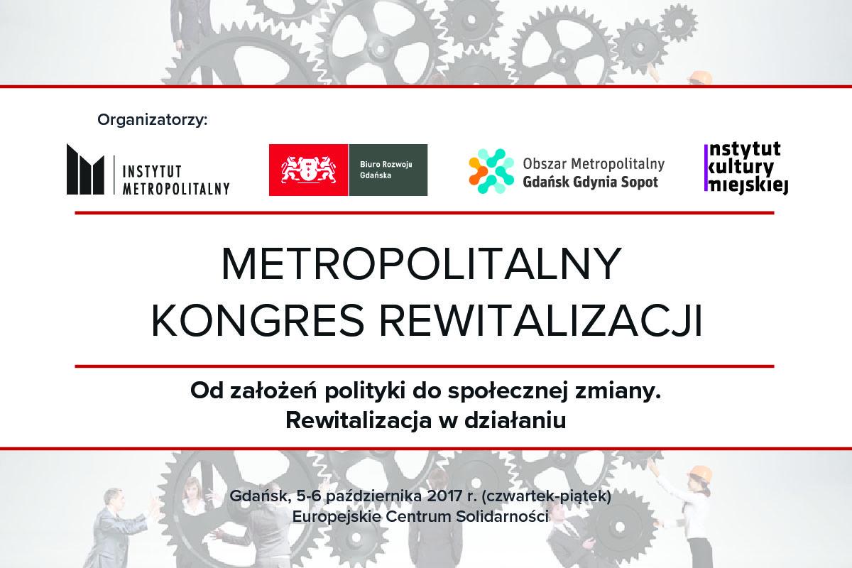 Metropolitalny kongres rewitalizacji