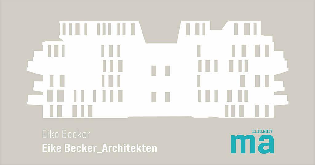 Mistrzowie Architektury Eike Becker