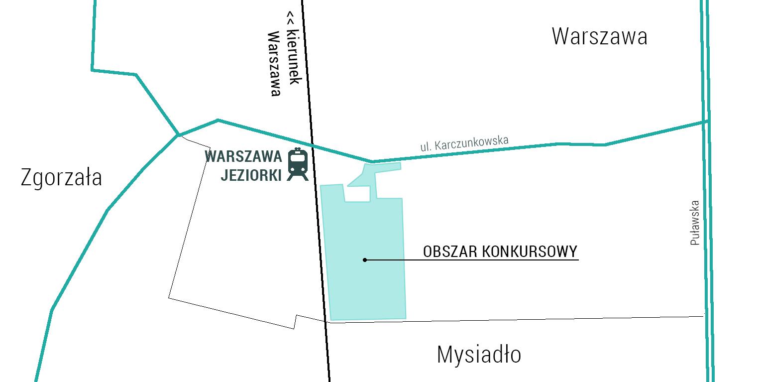 Granice Jeziorki