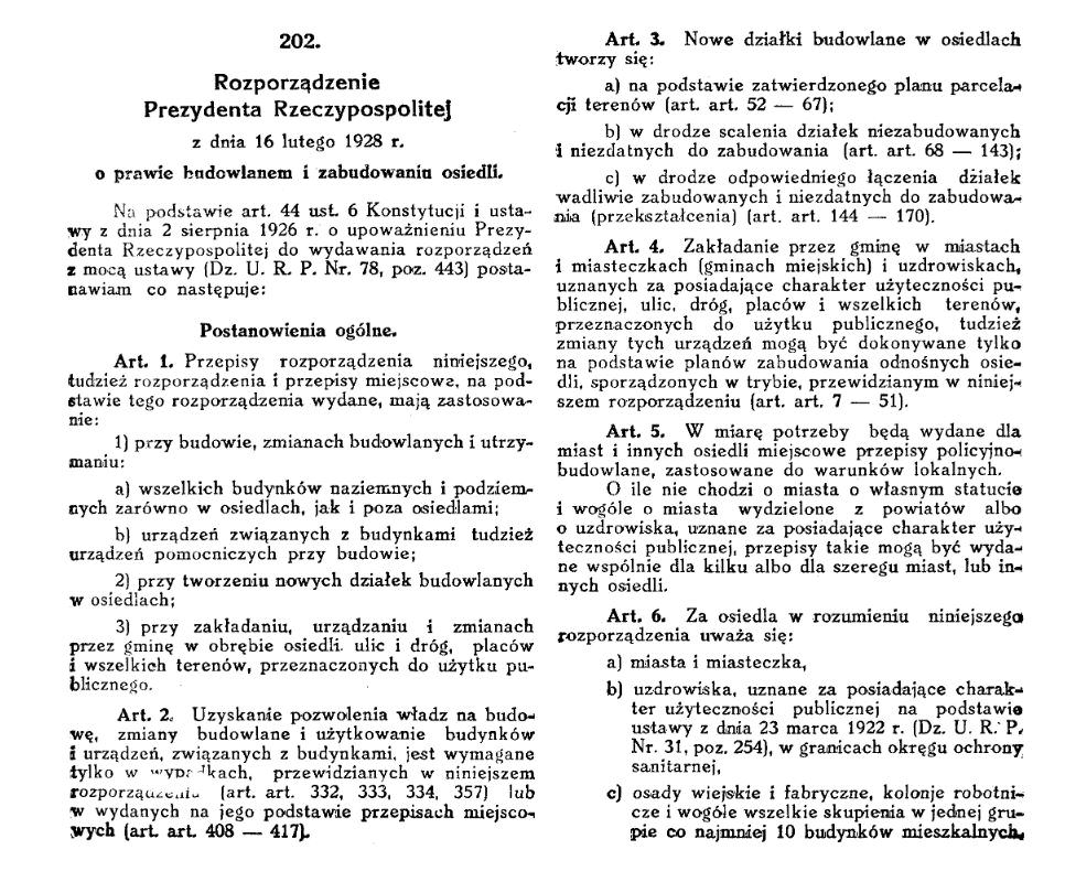 Ustawa 1928