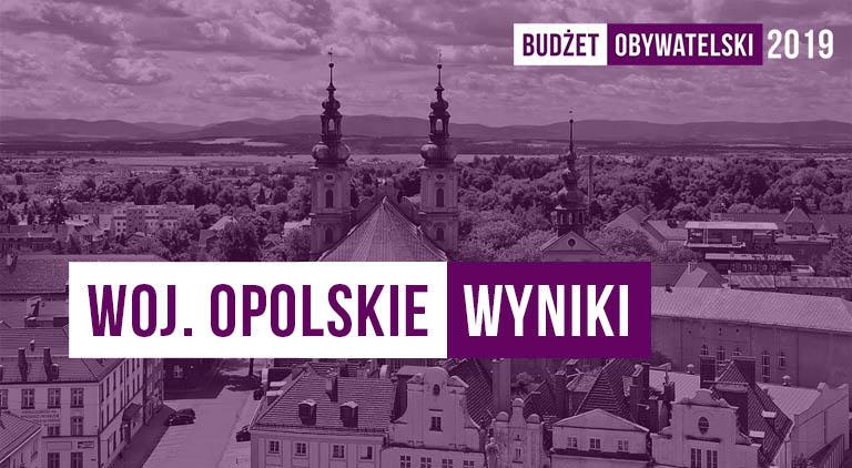 Woj.Opolskie_wyniki_2019