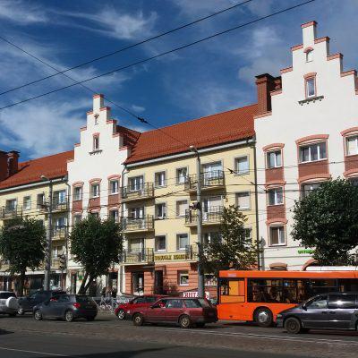 Kaliningrad Królewiec Königsberg chruszczówki