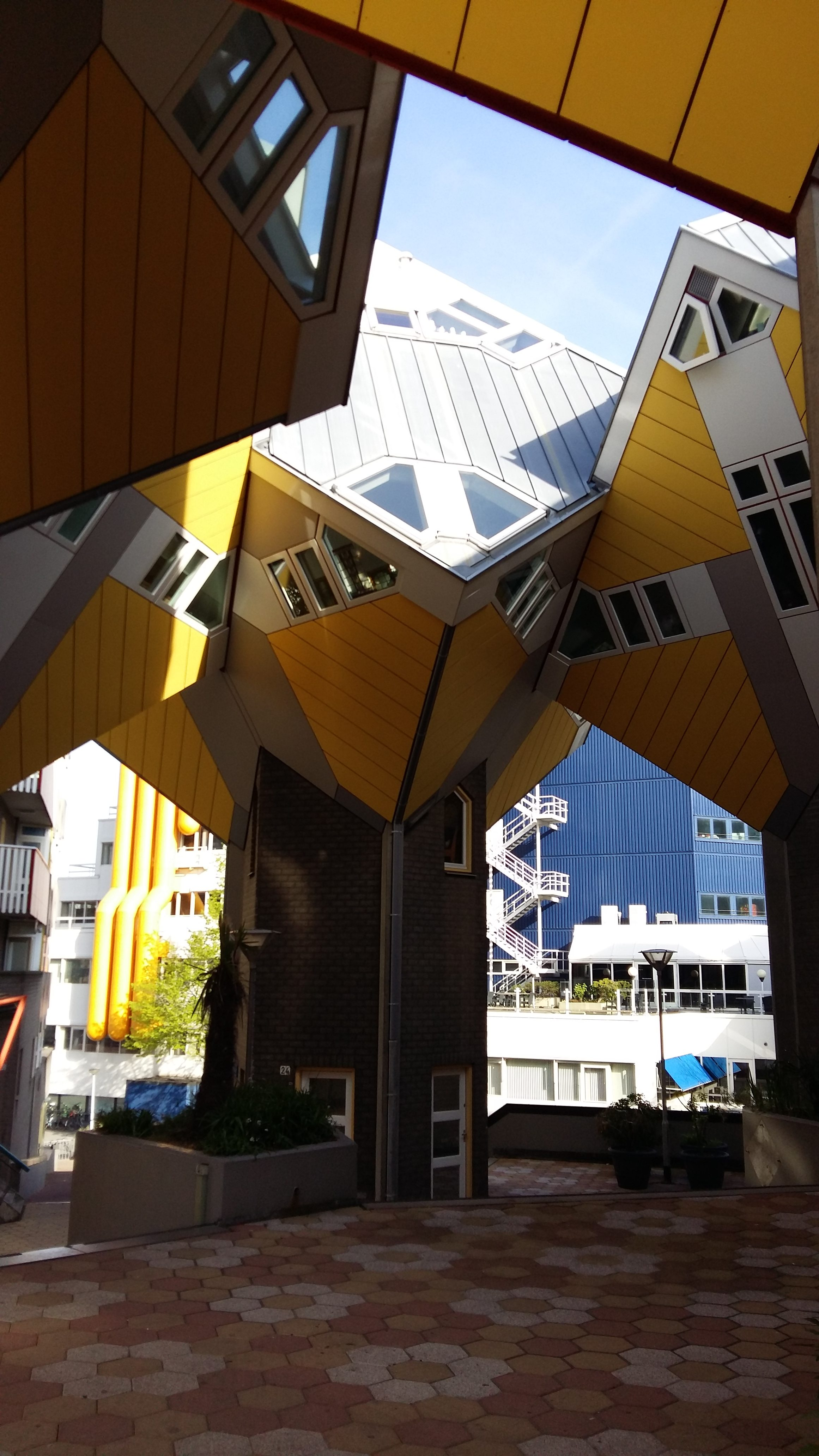 Kubuswoningen Rotterdam – justyna breś