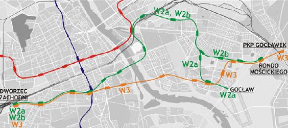III linia metra analiza