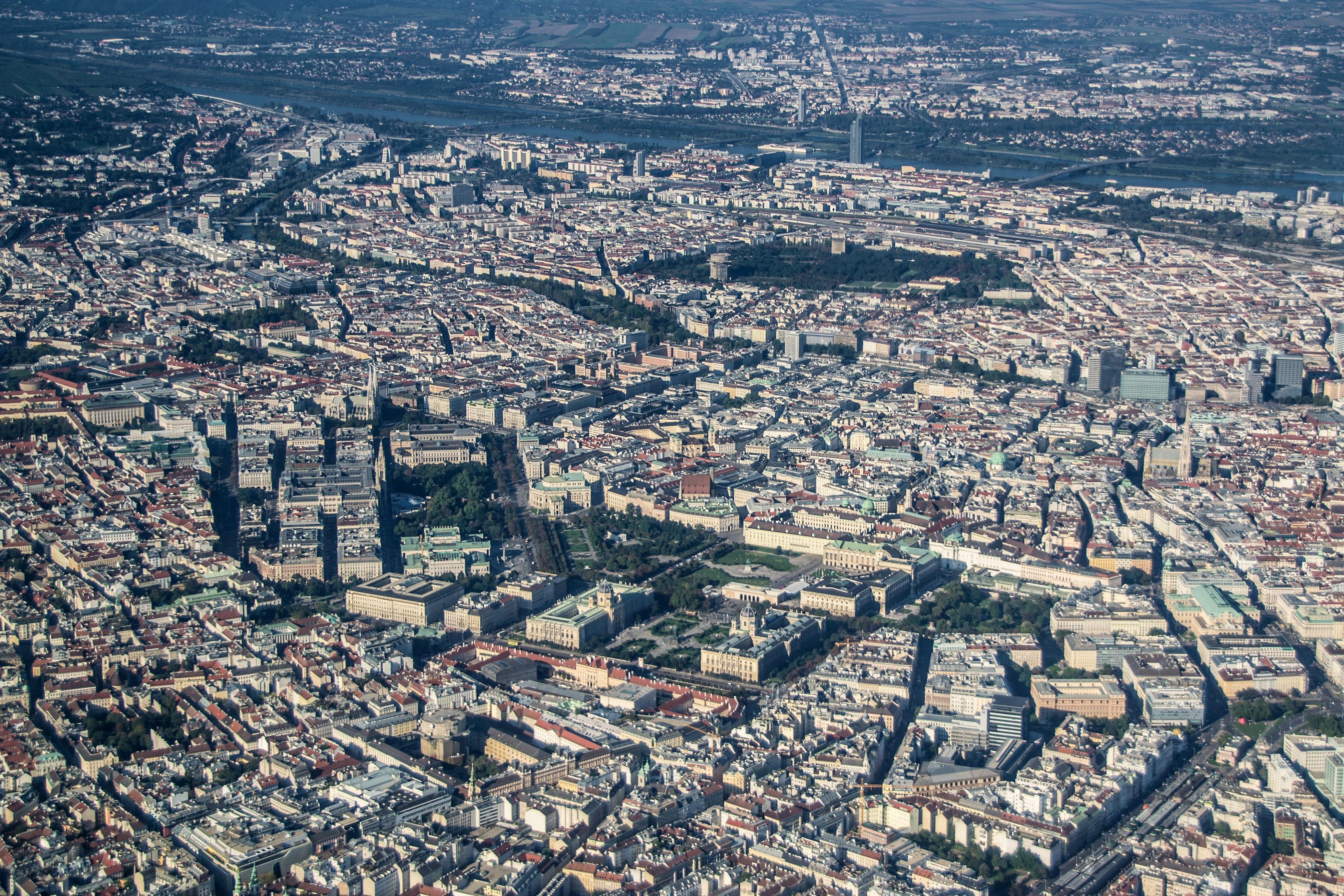 Vienna Wiedeń Austria