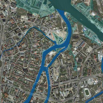 mapa powodziowa 2