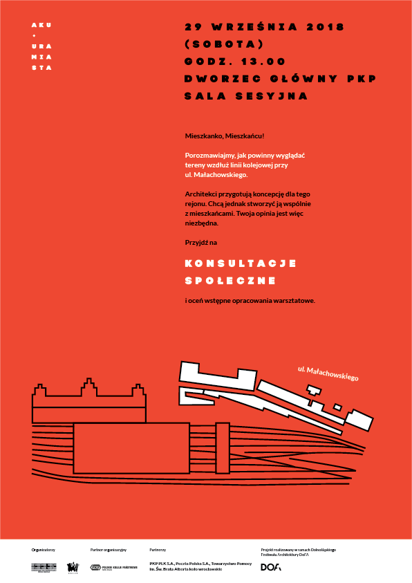 Aku.ura_ul. Malachowskiego_plakat-www