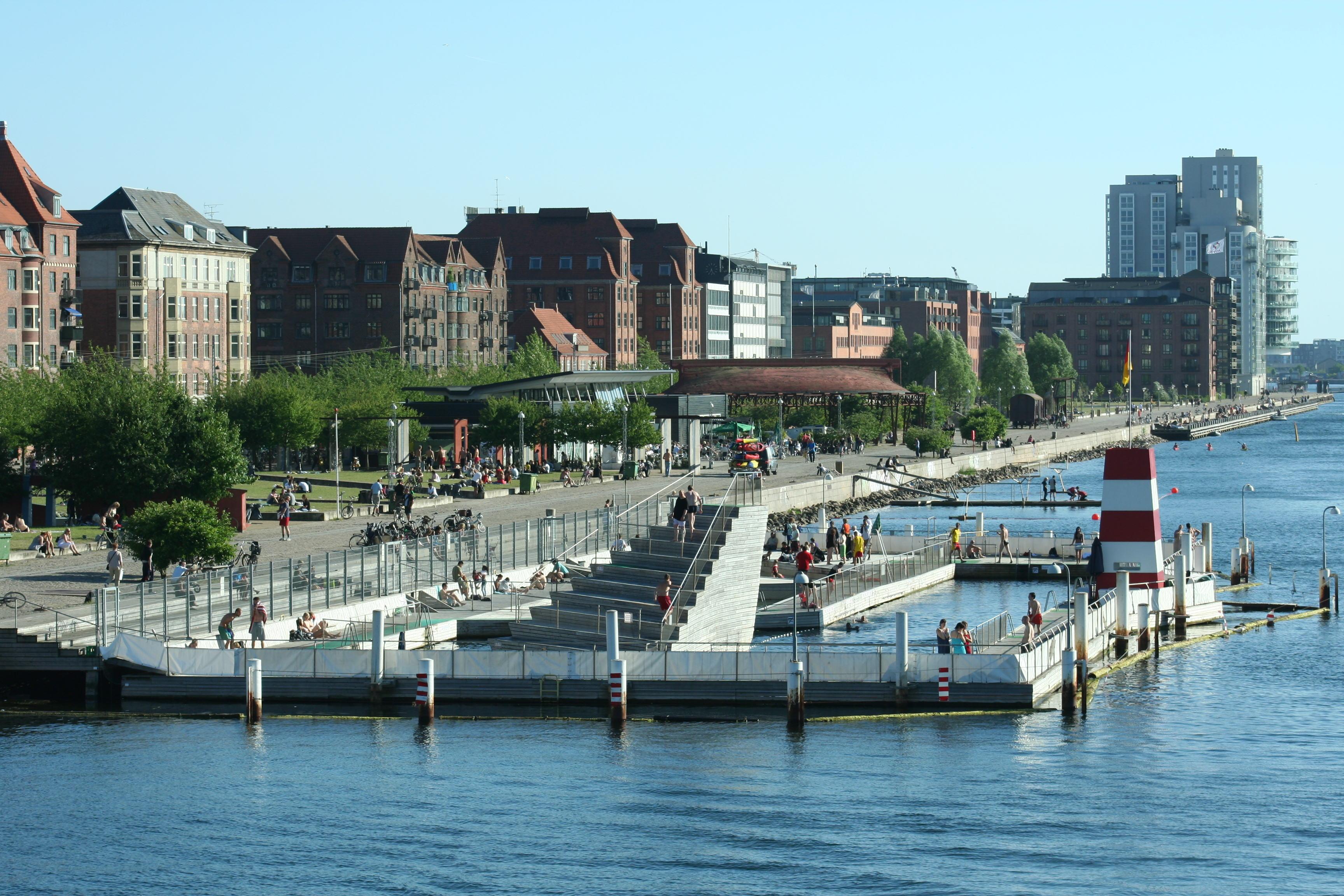 Kopenhaga Basen Enghave fot webjay flickrcom