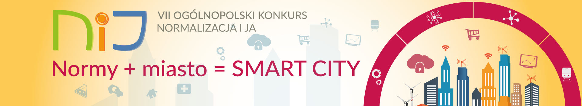 baner – konkurs smart city