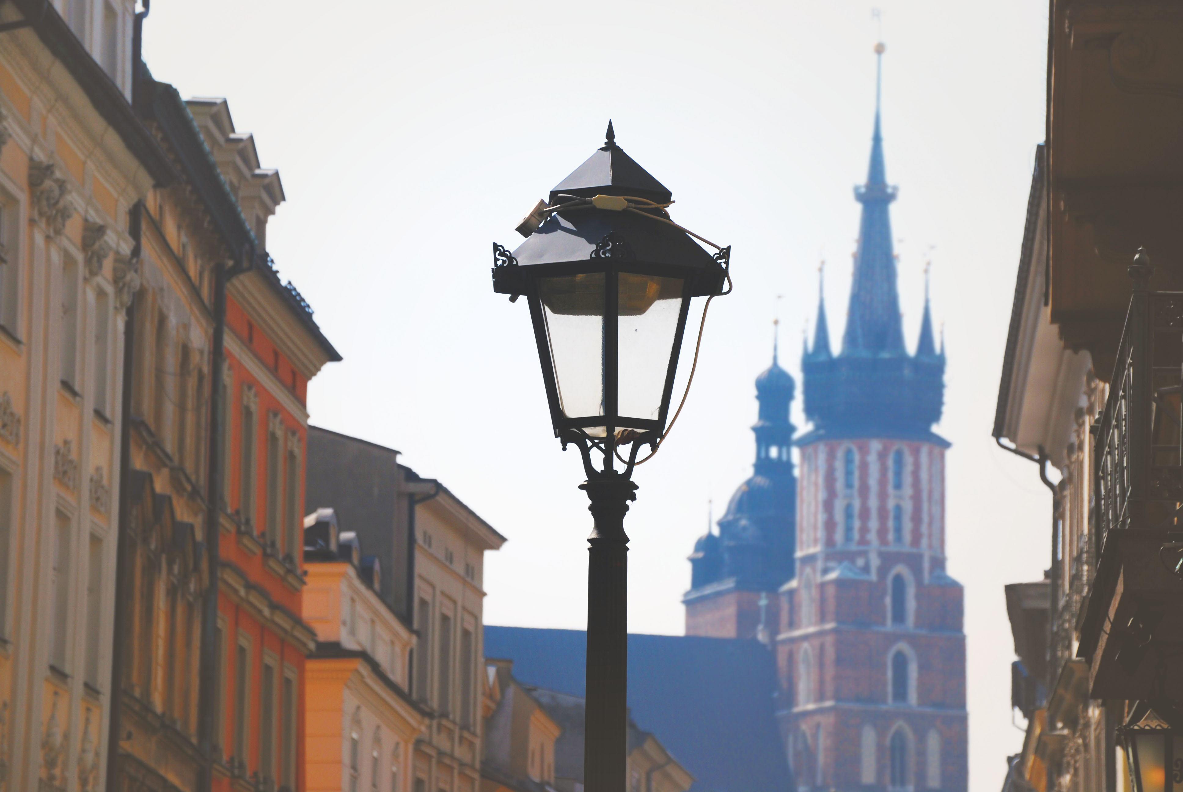 Krakow miasto