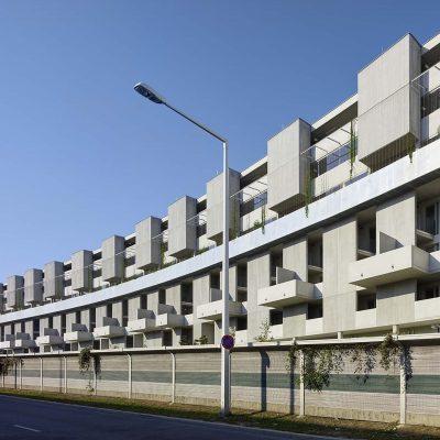 Housing Complex Katsushikastraße