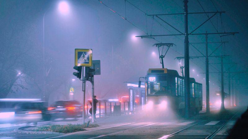 Warszawa tramwaj 15