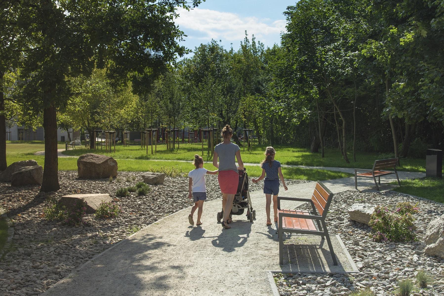 Poznań Park Heweliusza