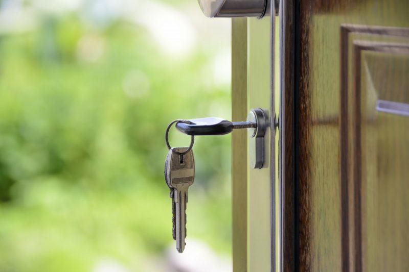 klucz mieszkania Krajowy Zasób Nieruchomości